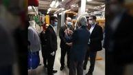راه اندازی تونل مکانیزه ضدعفونی عمومی  در منطقه شش